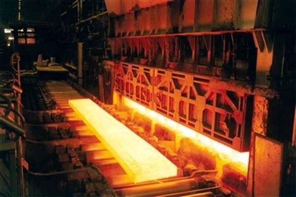 رشد ۵۷۸ درصدی ارسال تختال داغ به نورد گرم