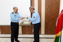 فرمانده جدید پایگاه شکاری برادران شهید دلحامد منصوب شد