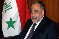 ایران برای مقابله با تروریست به ما کمک کرد/ به دنبال ارتقا و گسترش روابط پیشرفته ایران و عراق هستیم