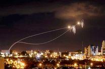 حملات راکتی به رژیم صهیونیستی به دستور سوریه و حمایت ایران بوده است
