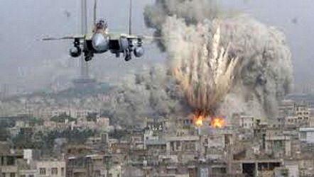 جنگنده های سعودی منطقه «المشنق» یمن را مورد هدف قرار دادند