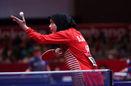 لیگ تنیس روی میز بانوان به خردادماه موکول شد
