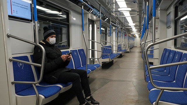 1000 نفر در 24 ساعت گذشته در روسیه به ویروس کرونا مبتلا شده اند