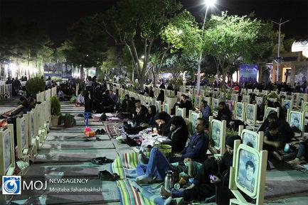 احیای شب نوزدهم ماه مبارک رمضان در استان ها