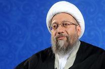 رئیس قوه قضاییه از نیروی انتظامی بهمنظور کنترل ناآرامیهای اخیر قدر دانی کرد