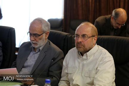 محمد باقر قایباف عضو مجمع تشخیص مصلحت نظام