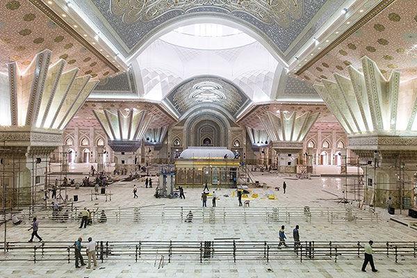 برگزاری مراسم آخرین پنجشنبه سال، فردا در حرم امام (ره)