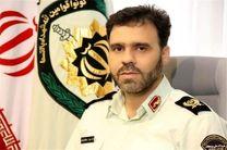 پلیس برای خدمترسانی به مردم در زمان وقوع زلزله آمادگی نسبی دارد