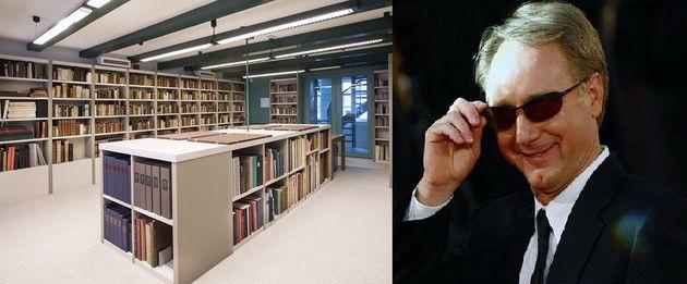 کمک ۳۰۰ هزار یورویی «دن براون» به یک کتابخانه