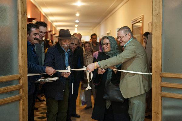 نمایشگاه عکس چهرههای نمایش ایران افتتاح شد