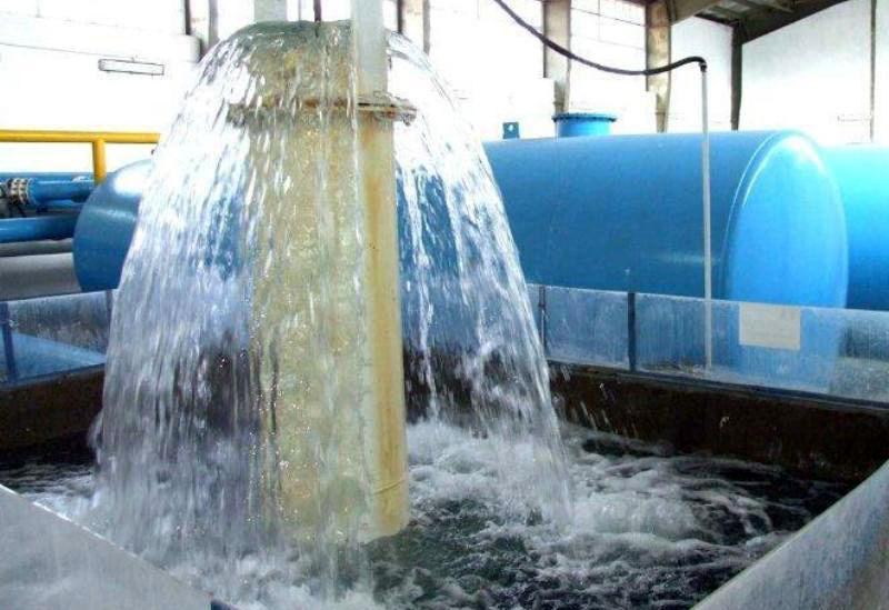 اجرای طرح اضطراری خط انتقال آب شرب به مخزن خمام