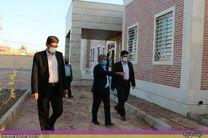 ادامه پیگیری های فرماندار یزد با بازدید از روند ساخت مرکز جامع سلامت روستای احمدآبادمشیر