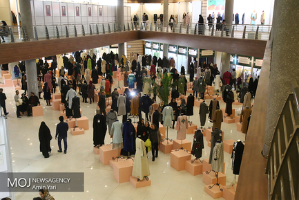 افتتاحیه هشتمین جشنواره مد و لباس فجر