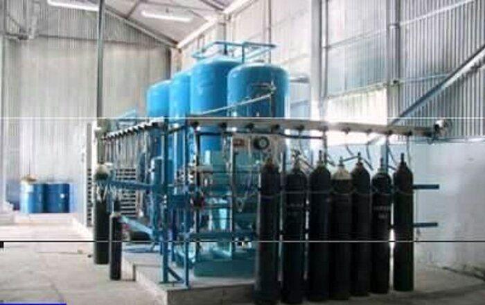 افزایش ظرفیت دستگاه اکسیژن ساز بیمارستان پیامبر اعظم (ص) قشم
