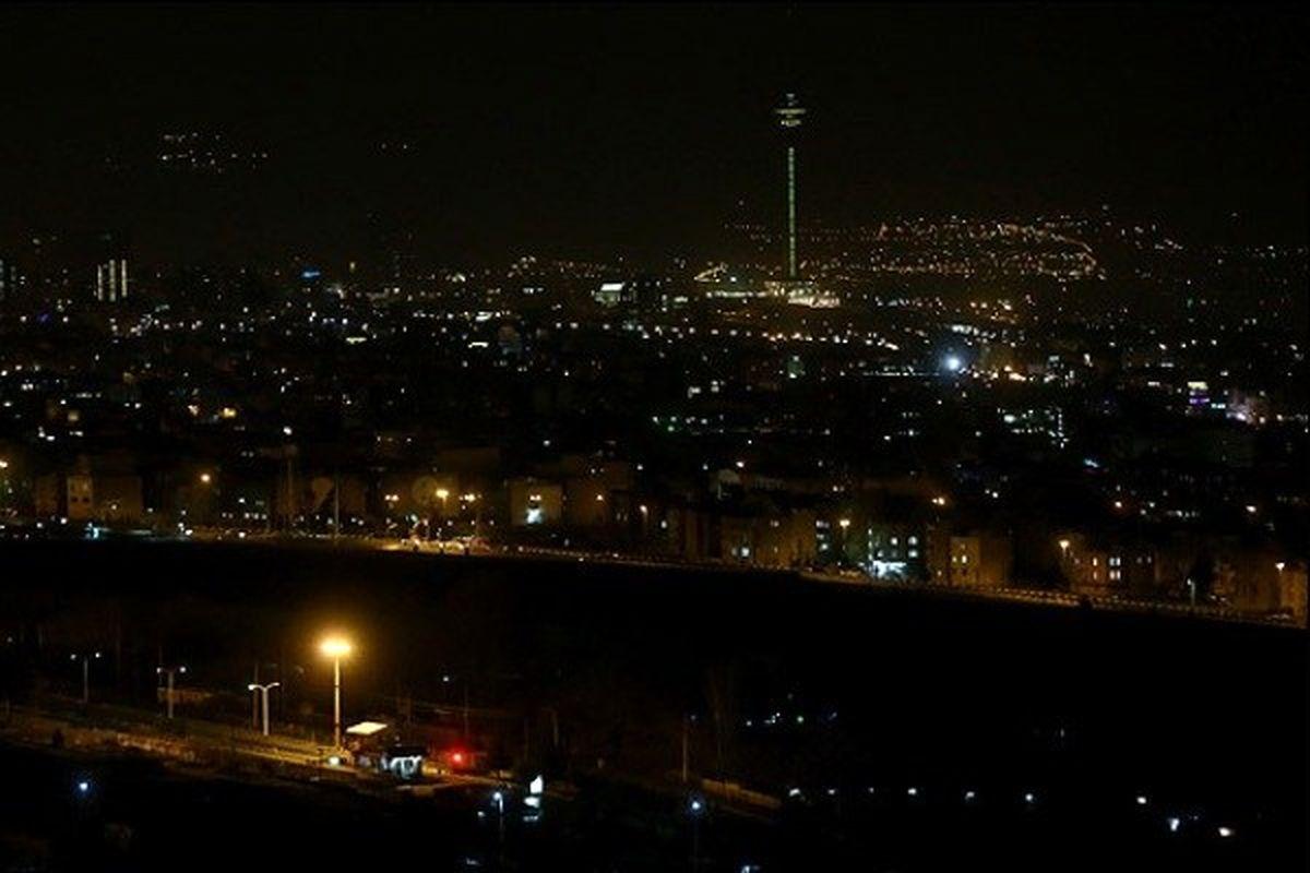 محدودیت روشنایی تهران با هماهنگی پلیس انجام شد