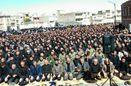 نماز ظهر عاشورا در سراسر استان سمنان اقامه شد