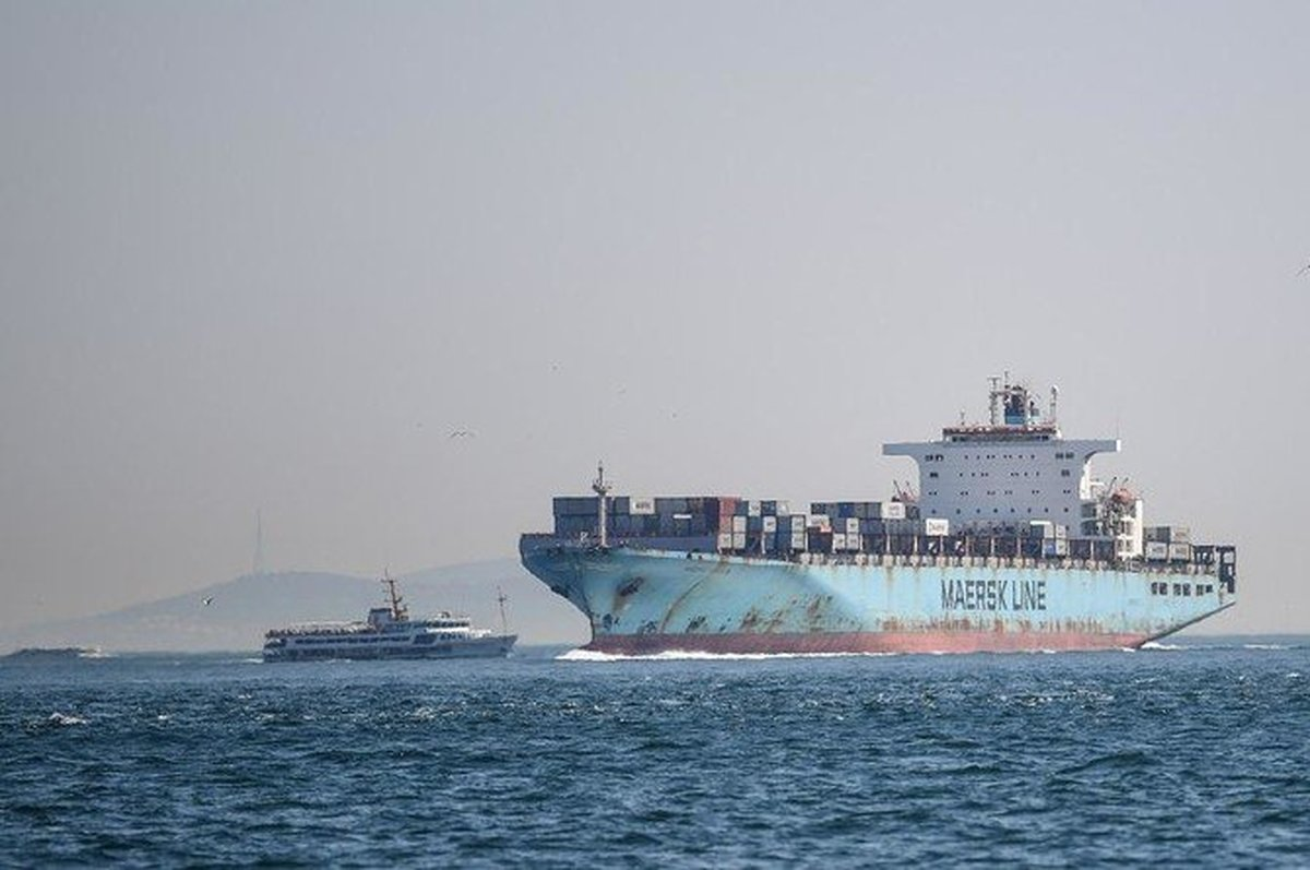 غرق شدن یک کشتی ماهیگیری روسی در آبهای شمال روسیه
