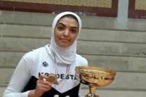 بسکتبالیست بلندقامت کامیارانی به اردوی تیم ملی دختران نوجوانان کشور دعوت شد