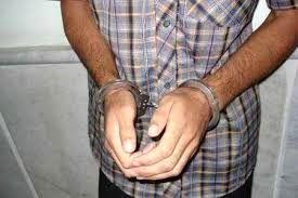 قاتل فراری در کنگاور کمتر از 10 ساعت، دستگیر شد