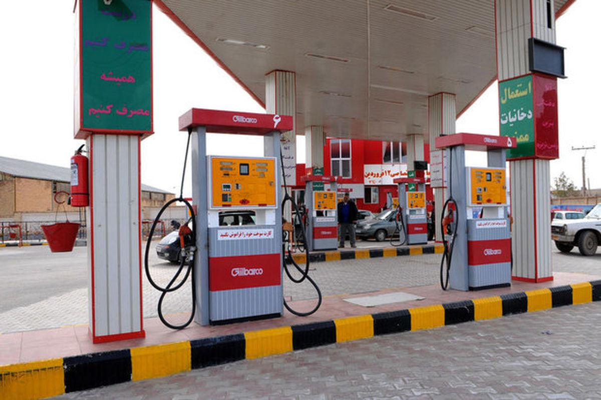 همدانی ها ۱۱۳ میلیون لیتر در مصرف سوخت بنزین صرفه جویی کردهاند