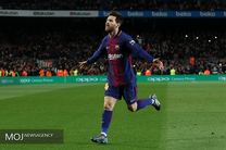 ساعت بازی رفت المپیک لیون و بارسلونا مشخص شد