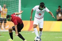 فوتبال پنج نفره ایران رقیب برزیل در رقابت های جهانی اسپانیا