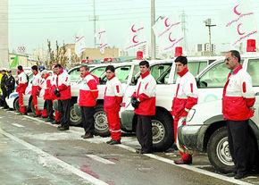 راه اندازی خانه هلال در 131 دهستان مازندران