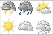بارش قابلتوجه باران طی صبح روز 13 فروردینماه در لرستان
