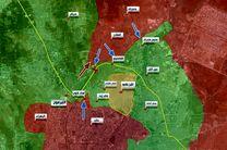 پیروزی های تازه ارتش سوریه در شمال حلب