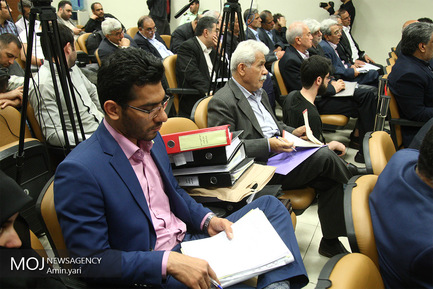 اولین جلسه دادگاه رسیدگی به مفسدان اقتصادی در بانک سرمایه