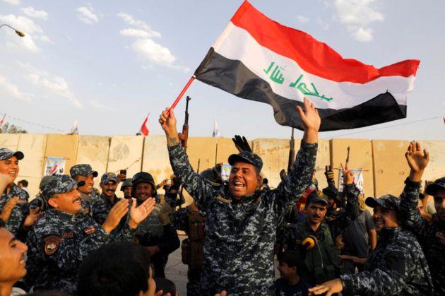 عراق کاملا از لوث وجود داعش آزاد شد