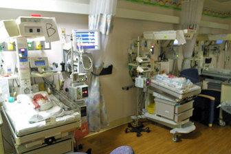 تنها 300 تخت مراقبت های ویژه کودکان در کشور وجود دارد