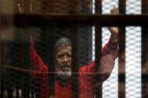 مرسی بعد از بیش از 4 سال برای اولین بار با خانوادهاش ملاقات کرد
