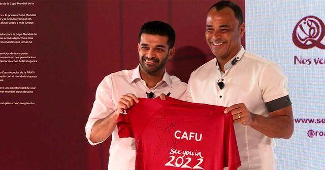 سفیر جام جهانی 2020 قطر انتخاب شد