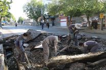 اعلام مسیرهای جدید تردد به سمت هسته مرکزی شهر سنندج