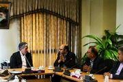 انعقاد موافقت نامه ریل گذاری طرح قطار شهری بهارستان