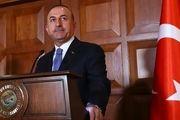 واکنش وزیر خارجه ترکیه به تهدیدهای اخیر اتحادیه اروپا