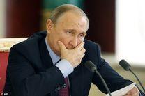 پوتین بهترین تغییرات در ۲۰۱۸ را برای هموطنان خود آرزو کرد