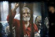 مصر 11 عضو اخوان المسلمین را به حبس ابد محکوم کرد