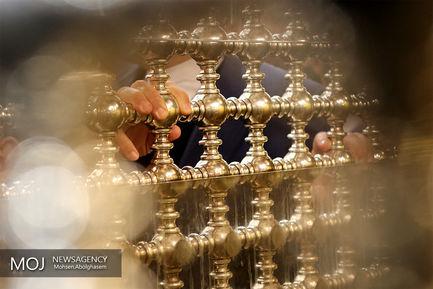 زیارت ظریف از مسجد کوفه