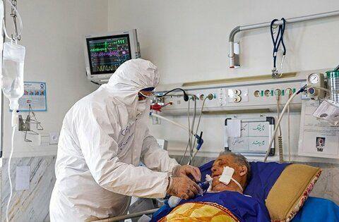 285 بیمار کرونایی در مراکز درمانی قم بستری هستند