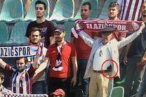 حمل اسلحه در دیداری در فوتبال باشگاهی ترکیه