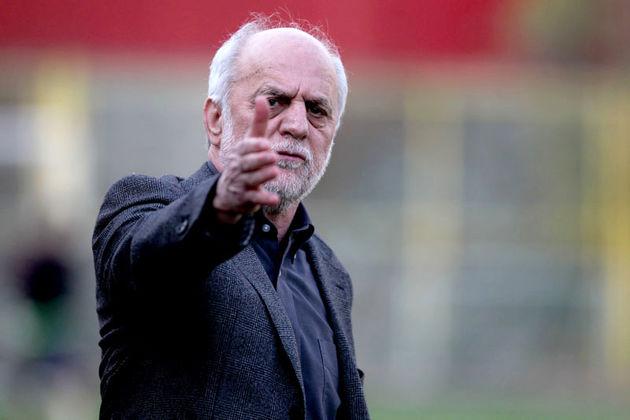 خوردبین به عنوان قائم مقام ورزشی باشگاه پرسپولیس انتخاب شد