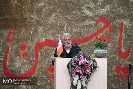 یادواره ۱۰۱ شهید منطقه سولقان تهران