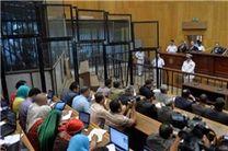 صدور حکم حبس برای 56 مصری