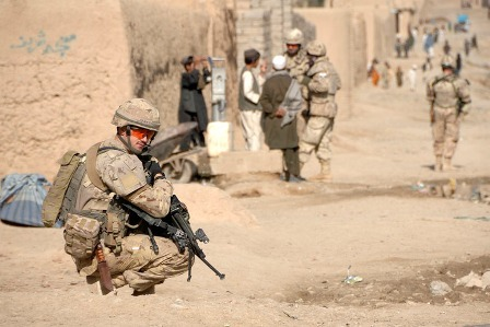 آمریکا در پی لشکرکشی جدید به افغانستان