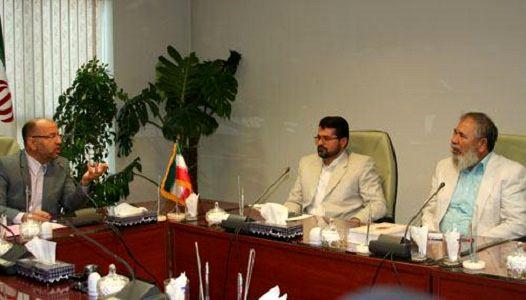 علی خندانی سرپرست دفتر نظارت و بازرسی کانون سردفتران شد