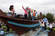 راهپیمایی ۲۲ بهمن در بندرعباس