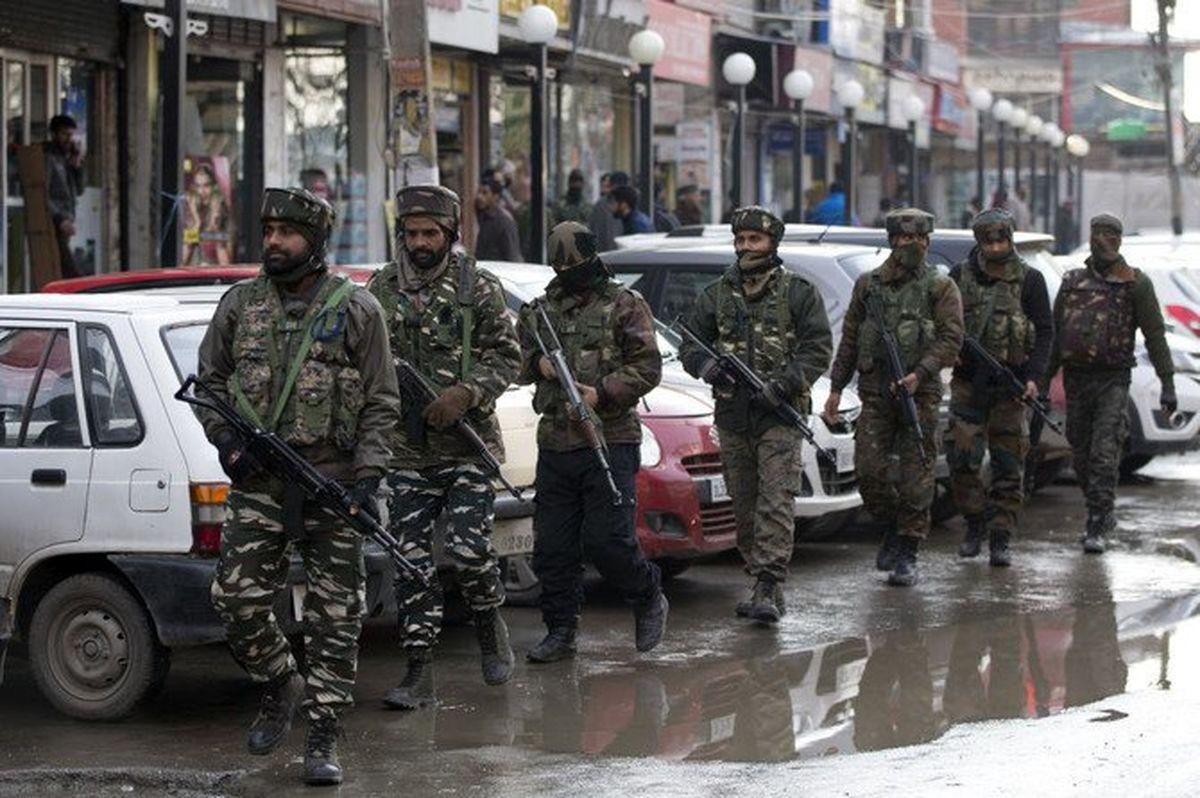 درگیری ارتش هند با شبه نظامیان ۷ کشته برجای گذاشت