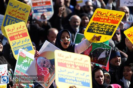 راهپیمایی ۲۲ بهمن در اصفهان